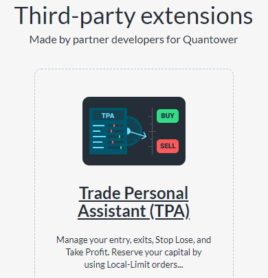 TPA extention